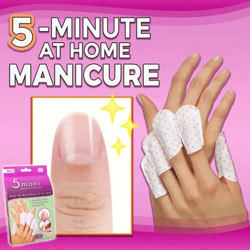 5-Minute At Home Manicure