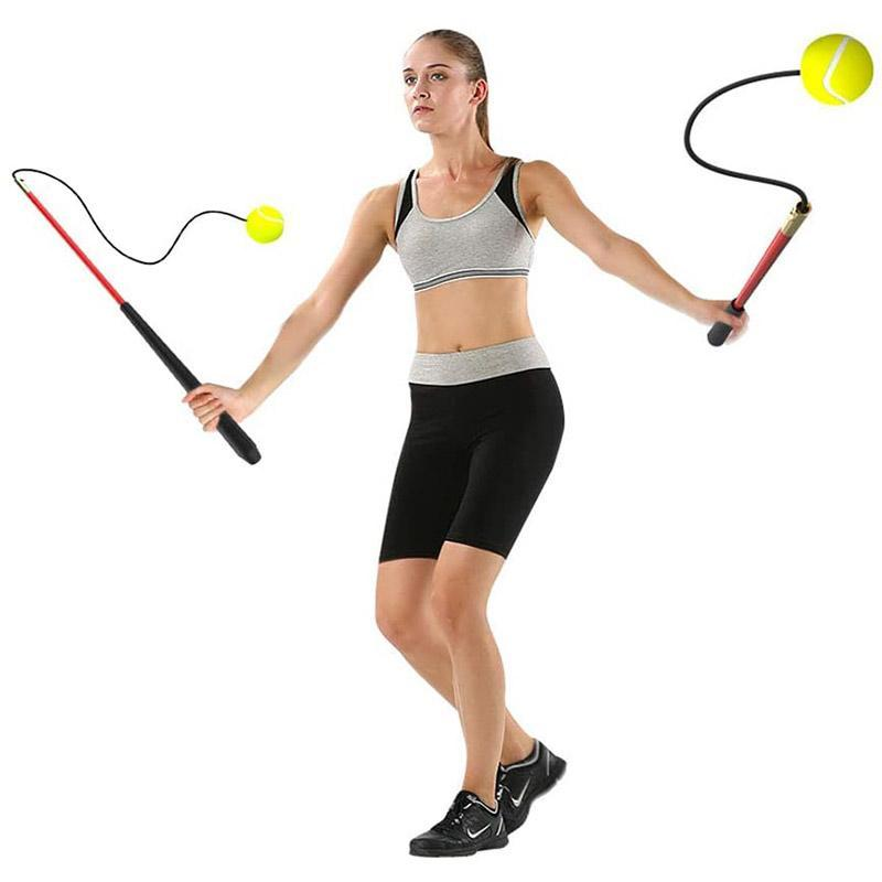 Elderly Fitness Ball with Handle
