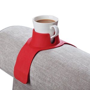 Sofa drink holder