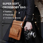 Load image into Gallery viewer, Super soft crossbody bag, 13 color