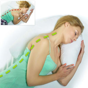 Therapeutic Side Sleeper Pillow