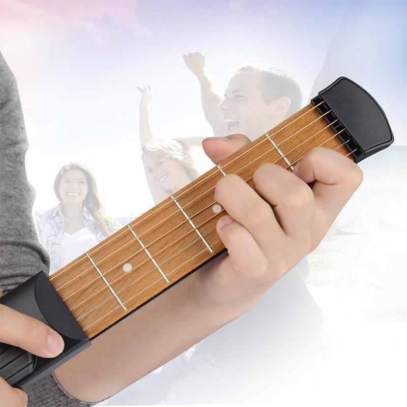 Pocket Guitar Practice Tool
