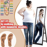 Load image into Gallery viewer, Hirundo Acupoint Fat Burning Slimming Insoles(1 pair)