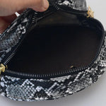 Load image into Gallery viewer, Newest Hot Fashion Snake Skin Printed Messenger Bag