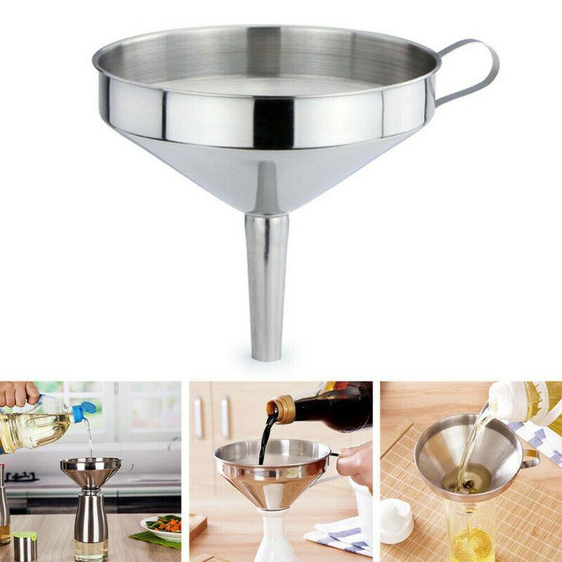 Kitchen Oil Funnel with Filter