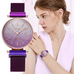 Load image into Gallery viewer, Women's Starry Sky Watch