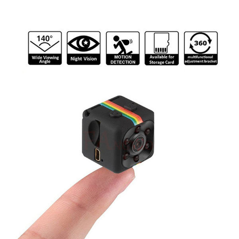 HD 1080P mini DV camera