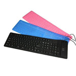 Load image into Gallery viewer, Foldable Silicone Keyboard