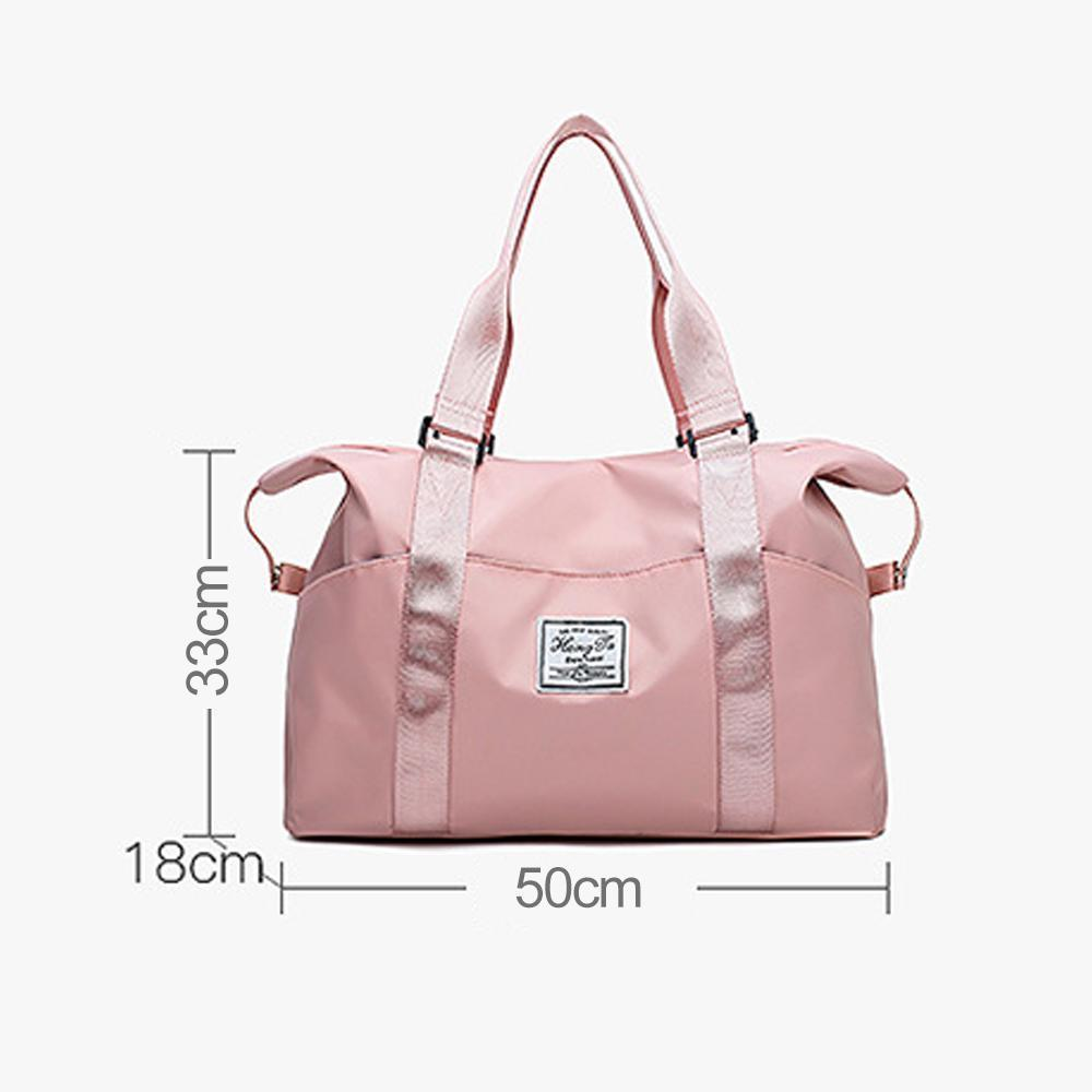 Waterproof Fashion Lightweight Large Capacity Portable Luggage Bag