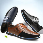 Load image into Gallery viewer, Men's Soft Leather Shoes