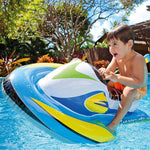 Load image into Gallery viewer, Inflatable Swim Raft Summer Pool Toys