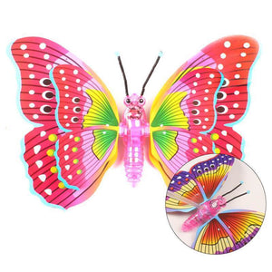 Music electric butterfly