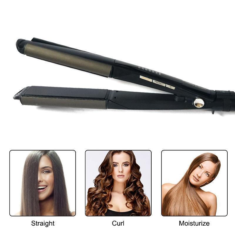 Professional Hair Curling & Straightening