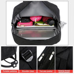 Load image into Gallery viewer, Large Capacity Multi-Pocket Waterproof Backpack