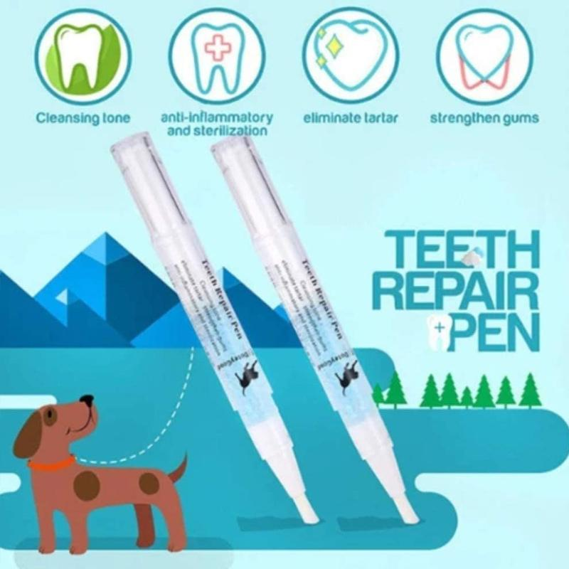 Pet Teeth Cleaning Pen