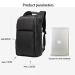 Load image into Gallery viewer, Outdoor sports luminous waterproof Anti-theft backpack