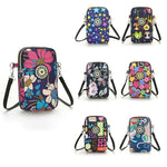 Load image into Gallery viewer, Multi-function Phone Crossbody Bag Wrist Bag
