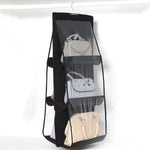Load image into Gallery viewer, Wardrobe Foldable Hanging Organizer Underware Bra Socks Storage Bag