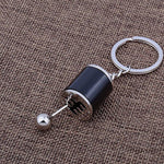Load image into Gallery viewer, Manual Transmission Shift Lever Model Key Chain