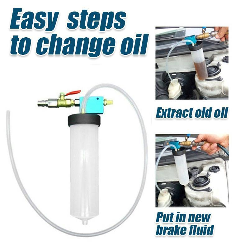 Auto Car Brake Fluid Oil Change Replacement Tool