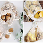 Load image into Gallery viewer, Reusable  Washable Biodegradable Bags