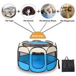 Load image into Gallery viewer, Premium Folding Pet Playpen