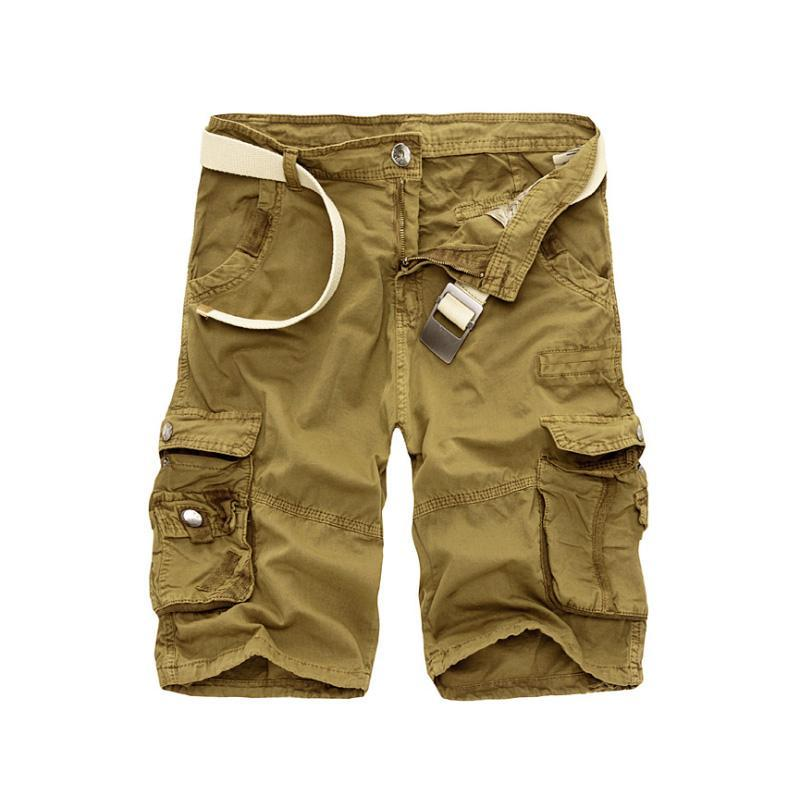 Men Summer Camouflage Shorts