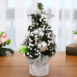 Load image into Gallery viewer, Tabletop Christmas Ornament Tree