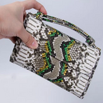Load image into Gallery viewer, Serpentinite Fashion Lady Small Clutch Shoulder Bag