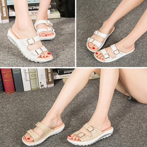 Leisure slippers for the ladies