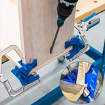 "Load image into Gallery viewer, Saker 90° Corner & ""T"" Joints Corner Clamp"