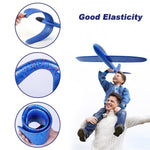 Load image into Gallery viewer, 🔥Hot Sale🔥Foam Plastic Flying Glider Airplane(2PCS)