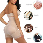 Load image into Gallery viewer, High Waist Compression Girdle Bodysuit BodyShaping Panties