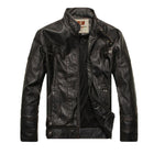 Load image into Gallery viewer, PU Leather Jacket