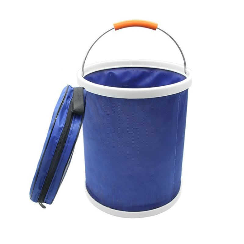 Outdoor Car Folding Bucket for Camping Fishing