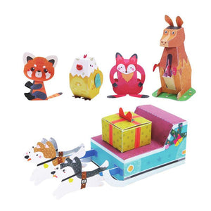 Kids Toy DIY Dynamic Origamis