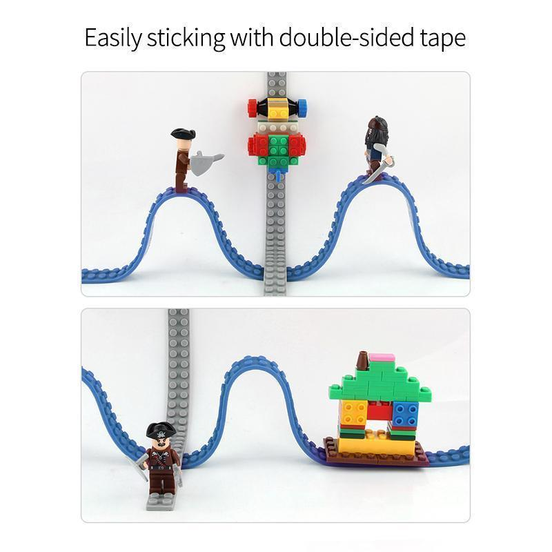 Puzzle Building Blocks Stitching Toys