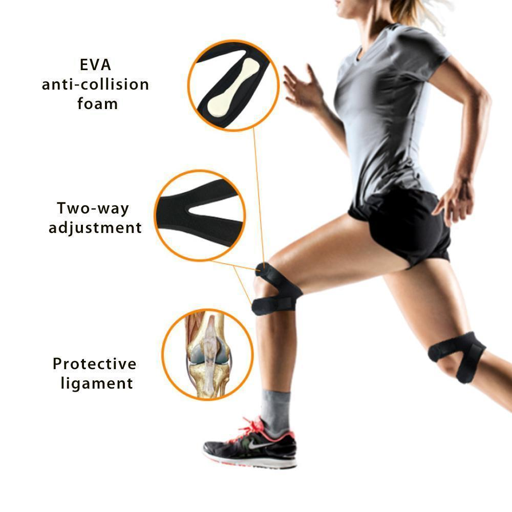 Knee Pain Relief & Patella Stabilizer Brace (1 Pair)