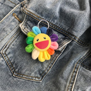 Sun Flower Brooch
