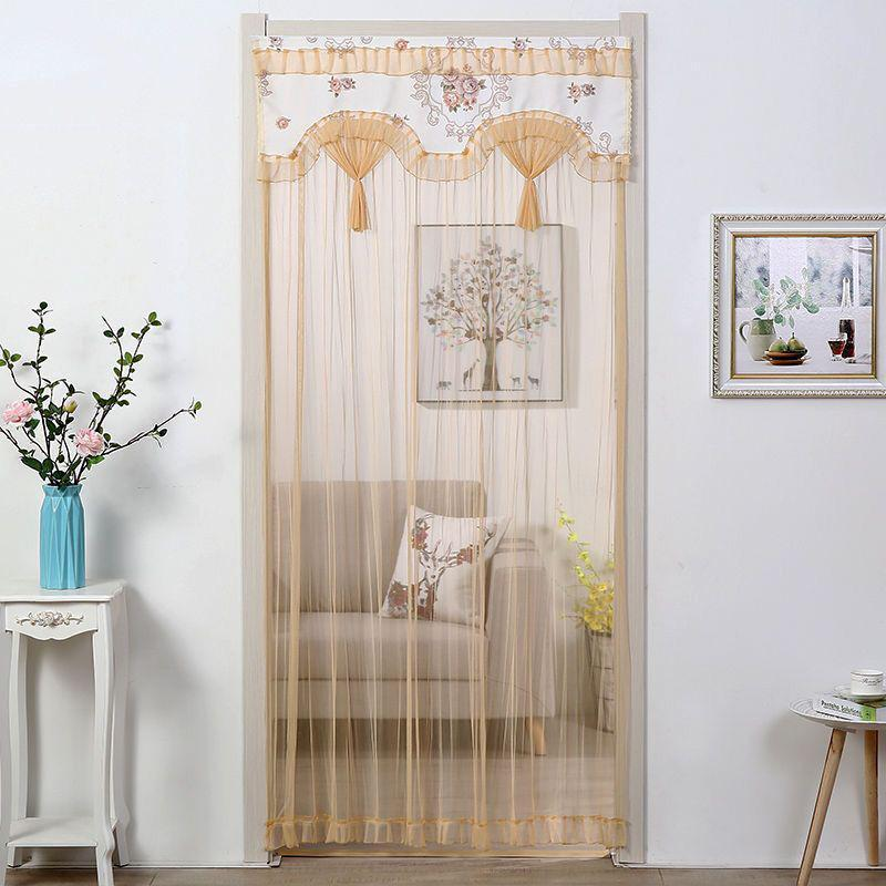 Mesh Lace Curtain