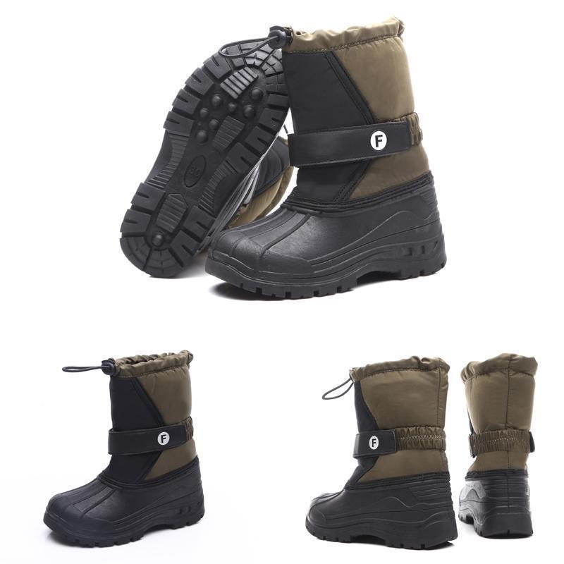 Waterproof Cold Weather Snow Boots