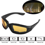 Load image into Gallery viewer, Non-Polarized Riding Glasses Motorcycle Goggles