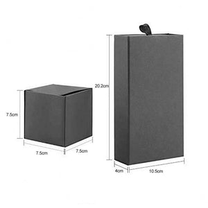 Surprise Black Bouncing Gift Box