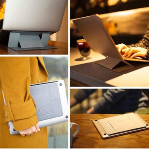 Invisible Ultra-thin Laptop Holder