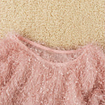 Load image into Gallery viewer, Round Neck Fluffy Pullover