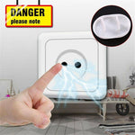 Load image into Gallery viewer, Baby Safety Outlet Point Plug Cover