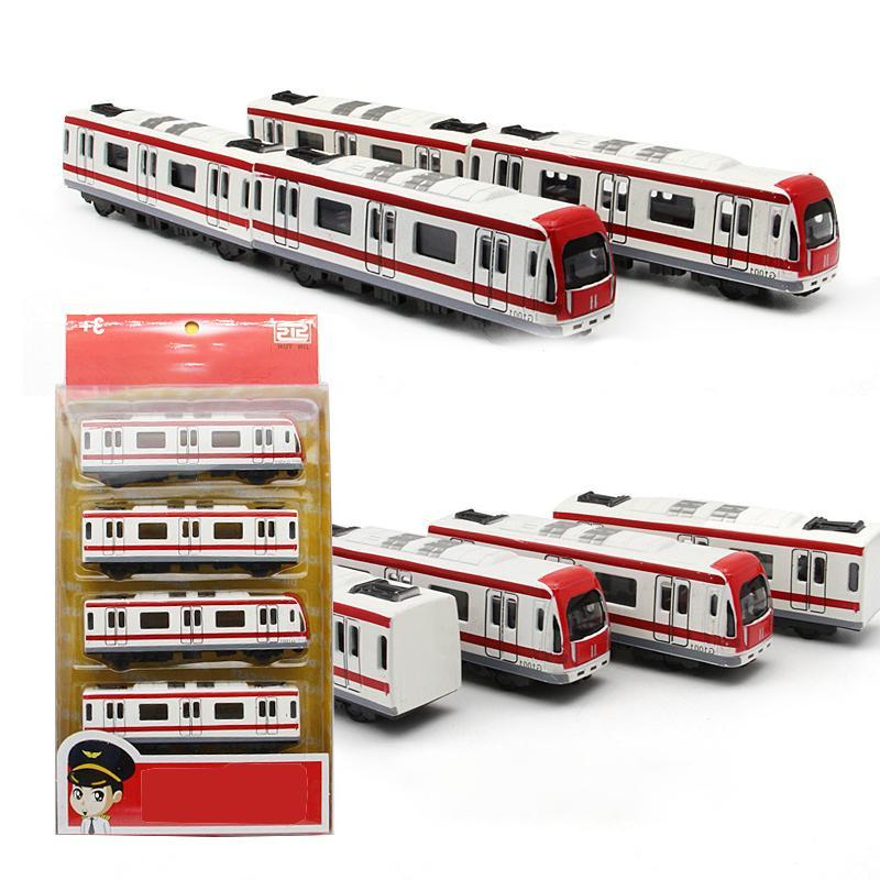 Magnetic Train Model Toy