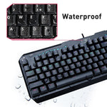 Load image into Gallery viewer, I-850 LED Professional Keyboard