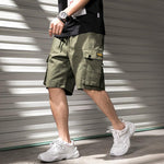 Load image into Gallery viewer, Summer Overalls Men Casual Shorts