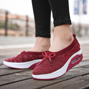 Woven Breathable Shoes